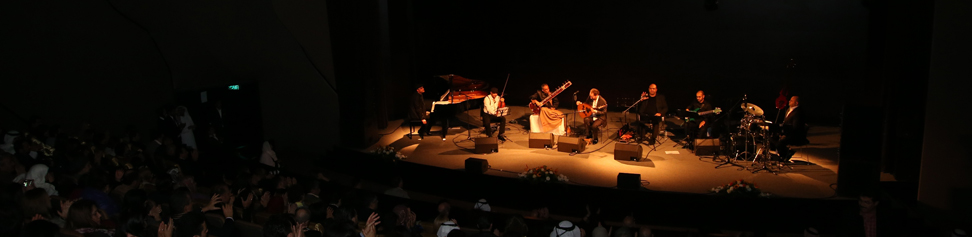 Sharjah World Music Festival kicks off in Al Qasba
