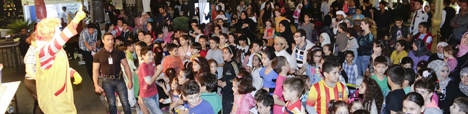 Activities of the 8th annual Al Qasba Food Festival have started in Sharjah