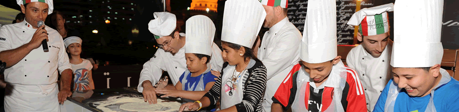 Al Qasba Food Festival concludes after 17 days of exciting competitions and live shows