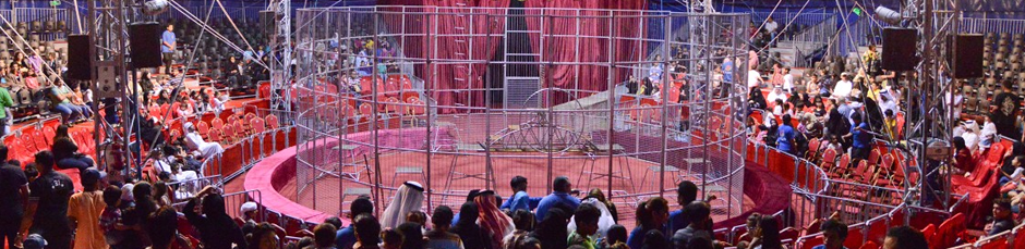 "Sharjah to host the first ever ""LatinoCircus"""