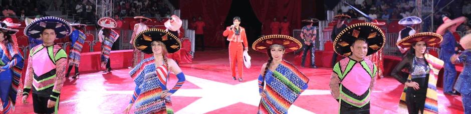 Al Qasba extends Latino Circus shows to 26th of June
