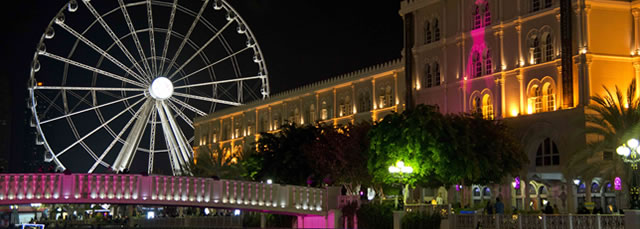 Al Qasba celebrates international breast cancer awareness month